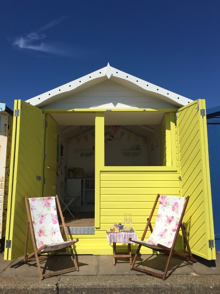 Daisy Hut Walton on the Naze